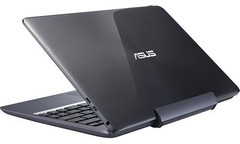 Asus Transformer Book T100 convertible with Bay Trail processor, SSD and 500 GB hard drive