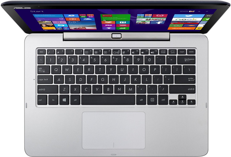 Input devices Transformer Book