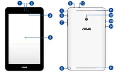 ASUS VivoTab Note 8 Windows tablet unofficially confirmed by user manual leak