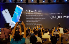 Asus ZenFone 3 Laser launch event, this Android smartphone gets first Nougat update