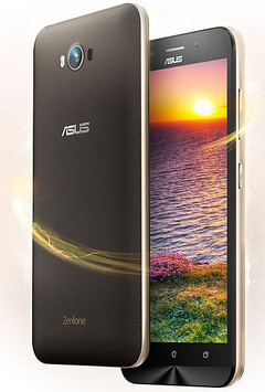 Asus ZenFone Max ZC550KL Android smartphone with 5000 mAh battery