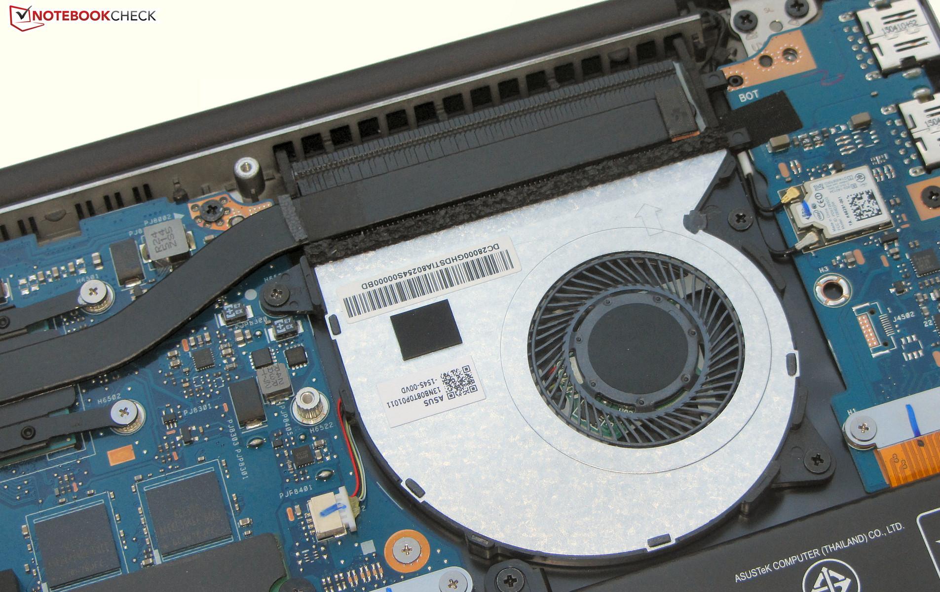 Asus Zenbook Ux305la Core I7 Subnotebook Review