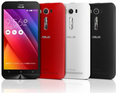 Asus Zenfone 2 Laser Android smartphone with 5-inch HD display and Qualcomm Snapdragon 410 SoC