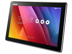 In review: Asus ZenPad 10.0 Z300M-6A039A. Review sample courtesy of Asus Germany