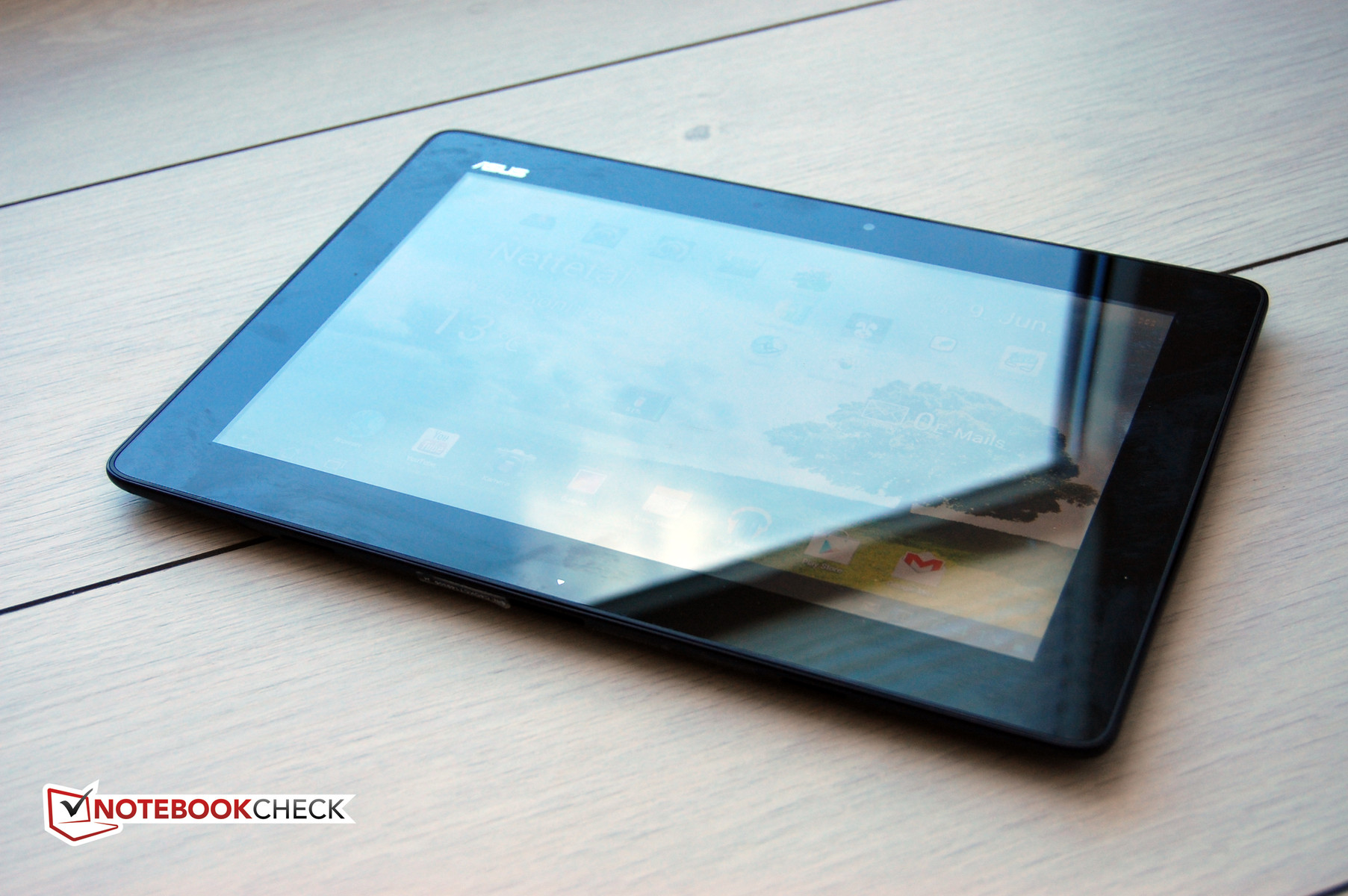 Review Asus Transformer Pad TF300T Tablet/MID - NotebookCheck net