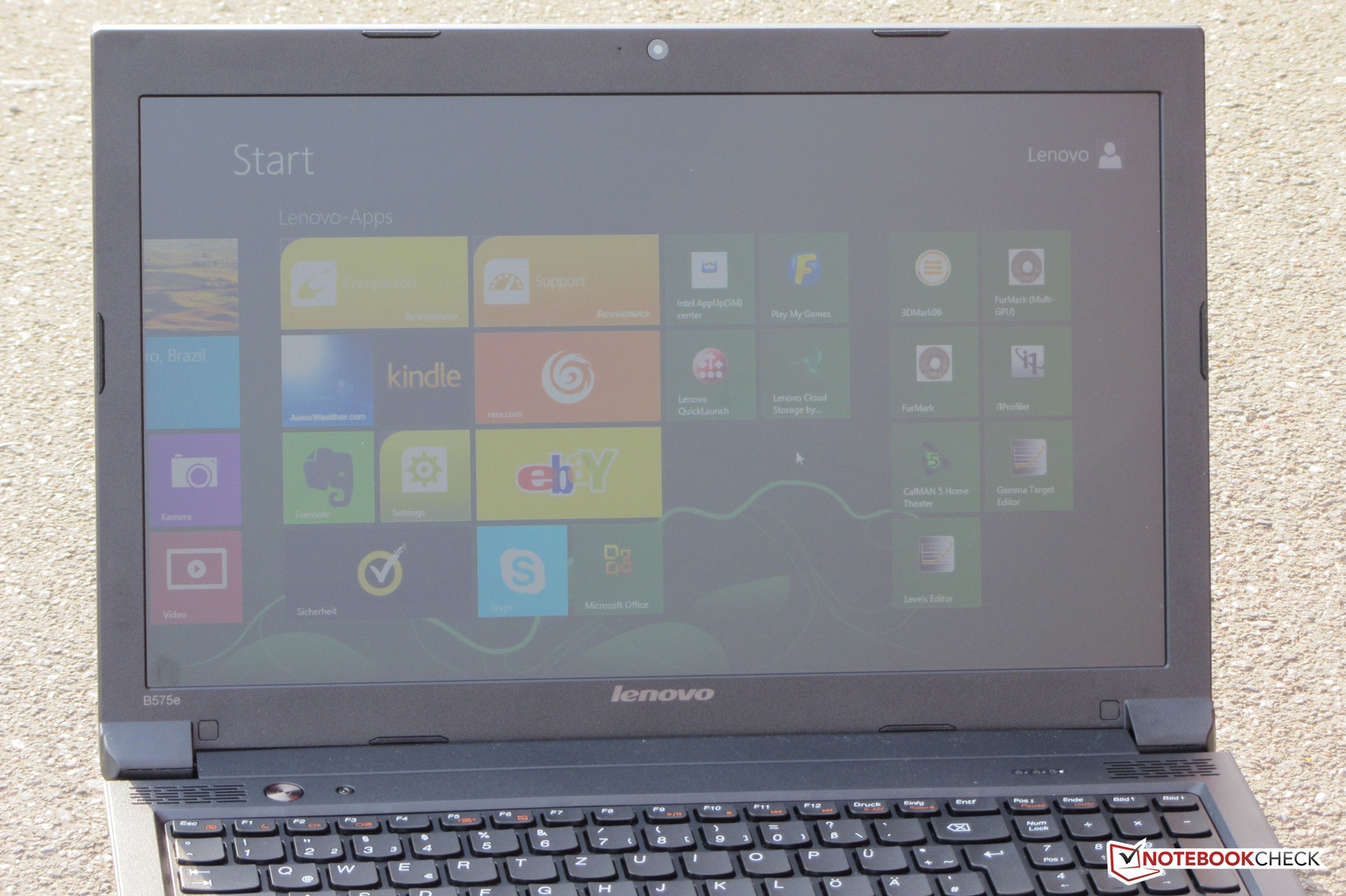 B575E LENOVO WINDOWS 8 X64 DRIVER