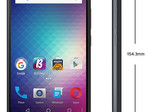 BLU Energy X Plus 2 Android smartphone with 5.5-inch 720p display and MediaTek MTK6580 SoC