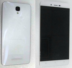 BLU Vivo XL2 Android smartphone at FCC
