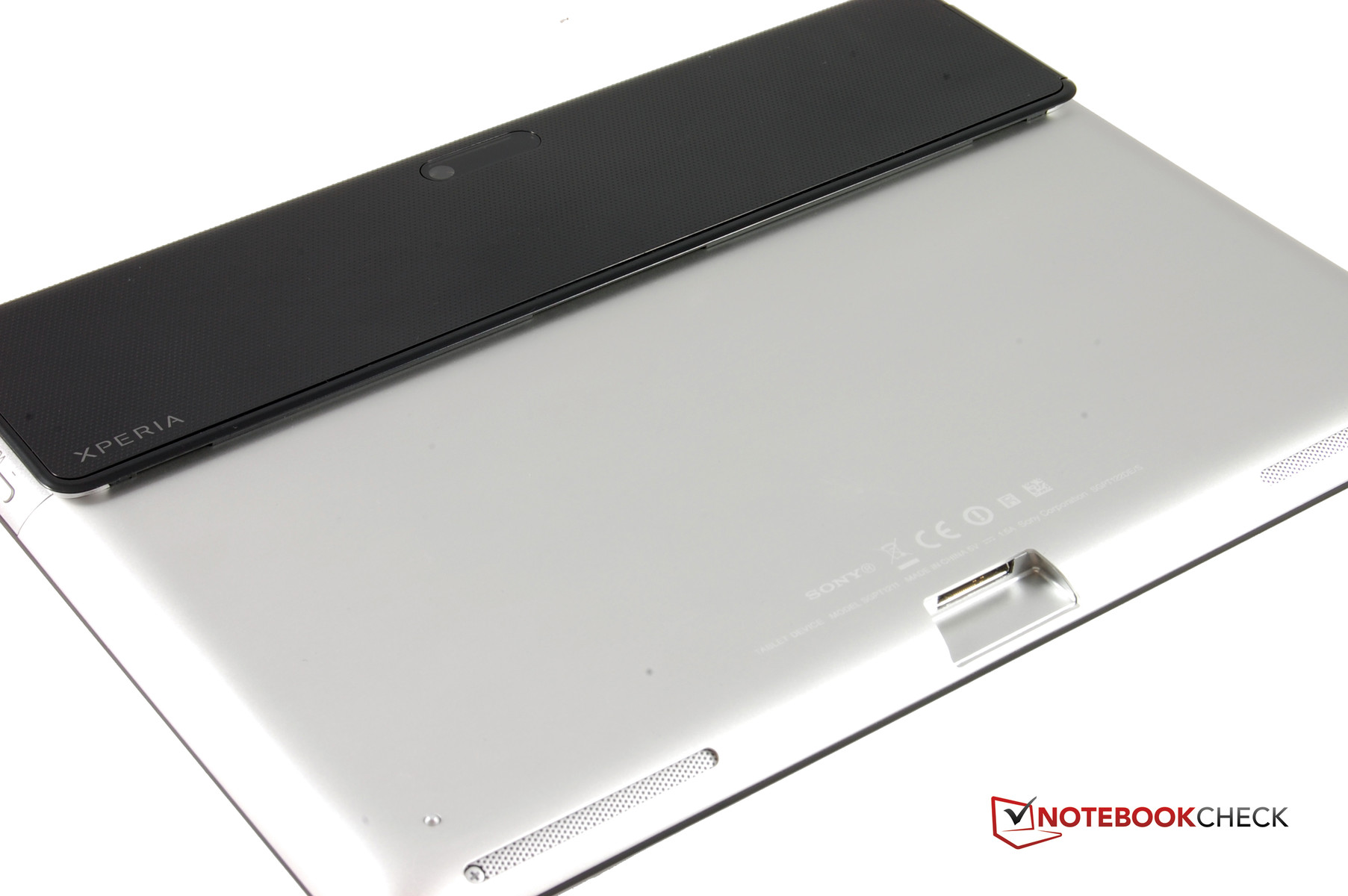 Review Sony Xperia Tablet S Notebookcheck Net Reviews