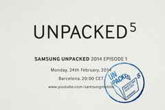 Samsung sends out invitations for possible S5 unveiling