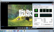 Big Buck Bunny 1080p H264 jerking CPU 100%