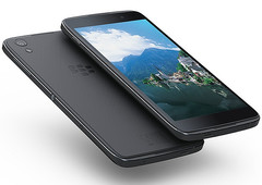 "BlackBerry DTEK50 Android smartphone, sibling of upcoming DTEK60 ""Argon"""