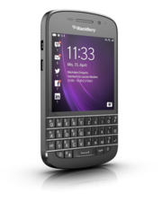 In Review: Blackberry Q10. Test device courtesy of Getgoods