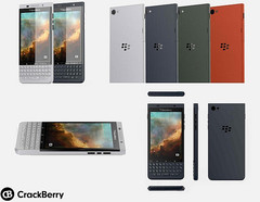 BlackBerry Vienna Android smartphone to become Priv's successor