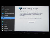 BlackBerry Bridge for data sharing with other devices