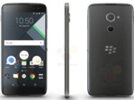 BlackBerry DTEK60 Android smartphone with Qualcomm Snapdragon 820 SoC