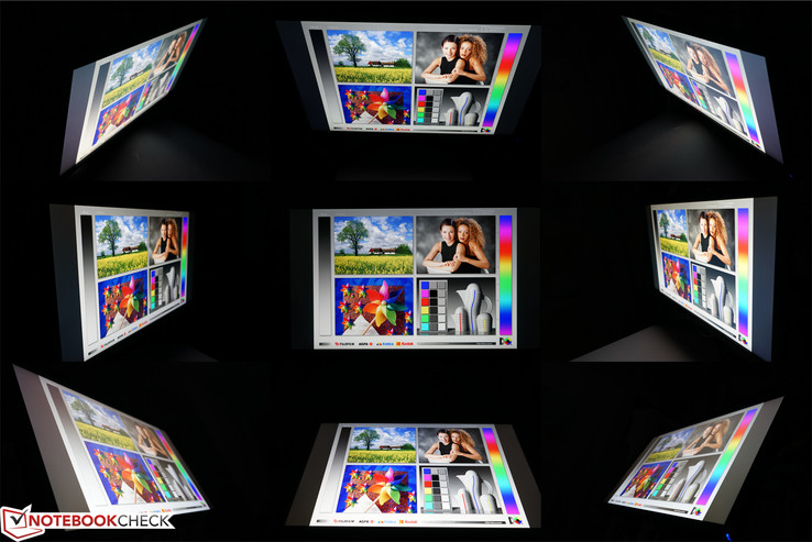 Viewing angles: Viewsonic VP2780-4k