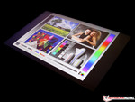 Viewing angles Toshiba Excite Pro