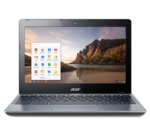 The Acer C720-2800 Chromebook