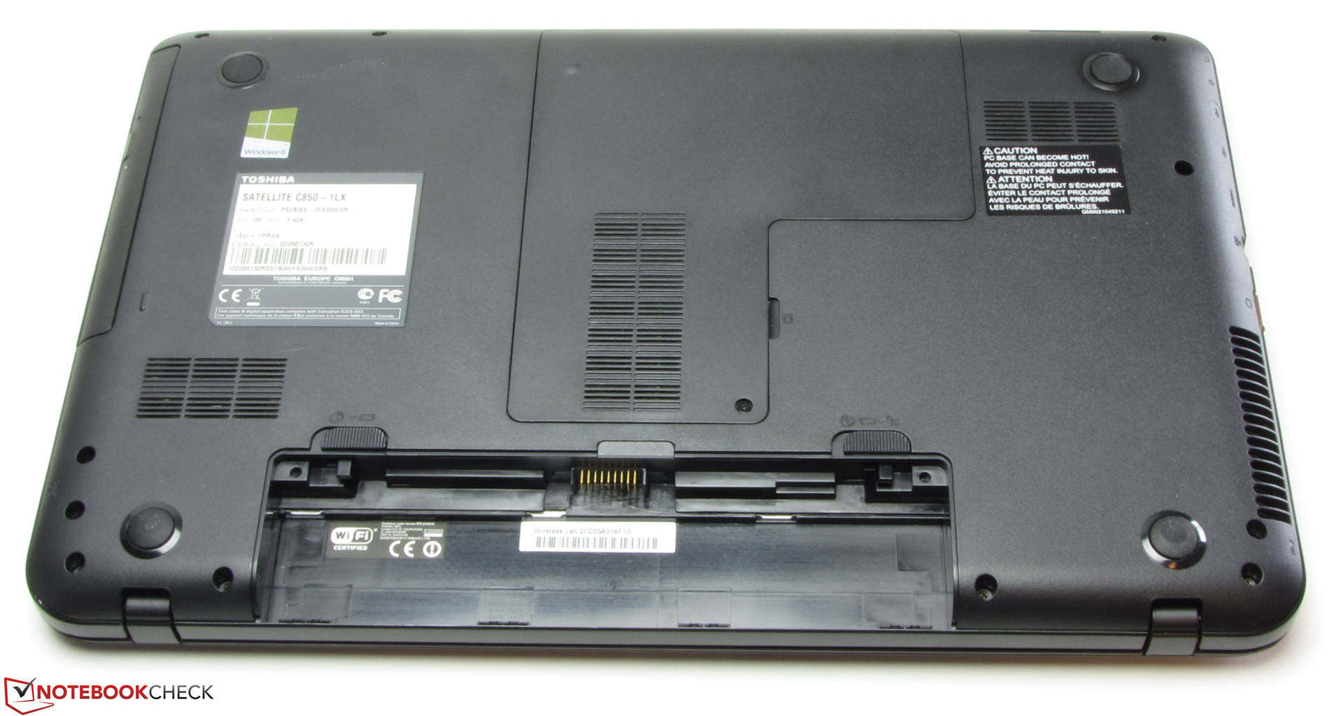 TOSHIBA SATELLITE C850-B SYSTEM TREIBER WINDOWS 7