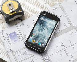 In review: CAT S40. Test model courtesy of CAT Phones Germany