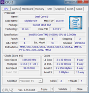 GPU-Z HD Graphics 520