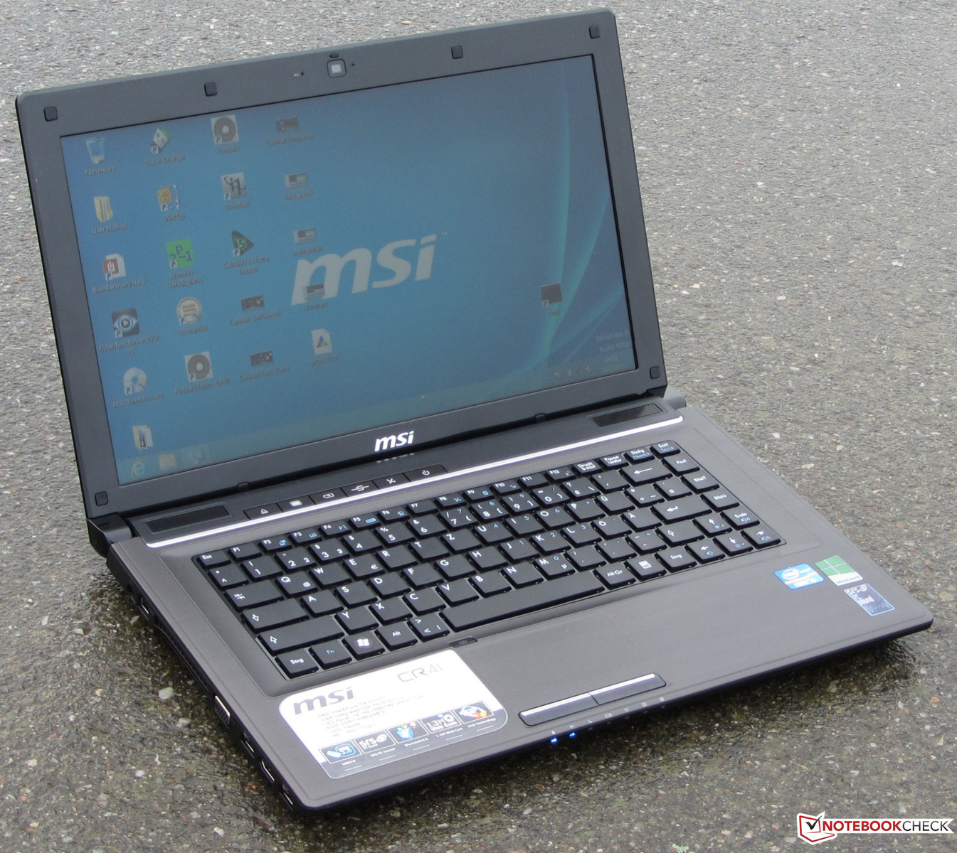 MSI CR41 0M NOTEBOOK REALTEK CARD READER TREIBER