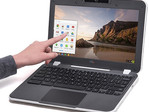 CTL NL61TX Chromebook with 10-point touchscreen and 14 hours battery life