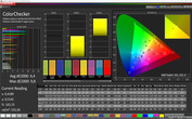 CalMAN ColorChecker Adobe RGB