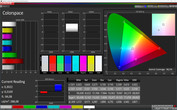 "Profile ""Cinema"": CalMAN Colorspace AdobeRGB"