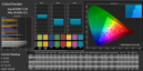 Calibrated ColorChecker
