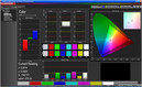 CalMAN color management, Dynamic