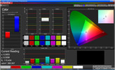 "CalMAN Color Management ""Standard"""