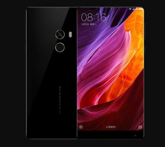 Philippe Starck and Xiaomi created an almost bezel-less ceramic phone with the MIX.