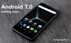 Vernee Apollo Lite to be first deca-core smartphone with Android 7.0