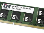 Intelligent Memory: 16 GB RAM modules for Broadwell notebooks