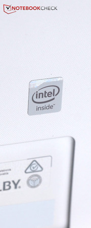 Is it due to Intel's SoC? No, that's known from many other devices.