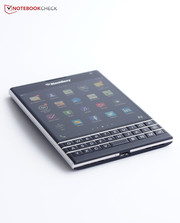 BlackBerry attempts a comeback with the Passport.