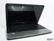 The Inspiron 13z is a slim subnotebook...