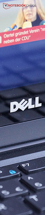All in all, Dell once again offers a very practical device with comprehensive security features.