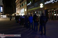 Apple Store München, 04:30