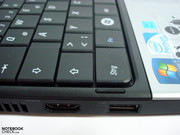 Rubber pads around the screen and keyboard to cushion any contact between the lid and the base.