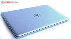 In review: Dell Inspiron 17-5758. Test model provided by Dell Germany.