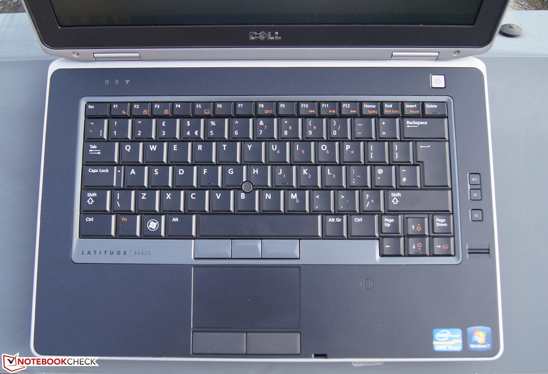 Review Dell Latitude E6430 Notebook - NotebookCheck net Reviews