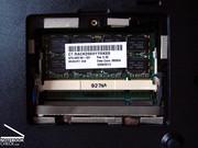 The free RAM slot.
