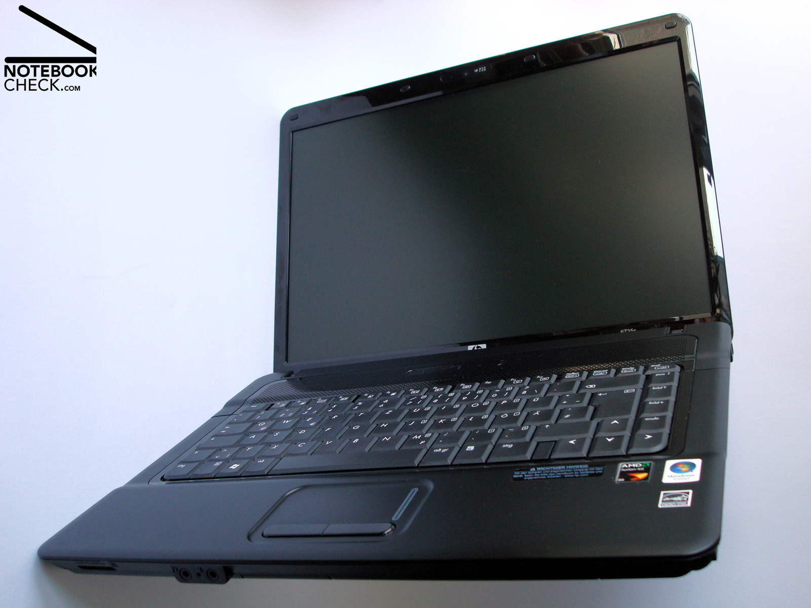 Review Hp Compaq 6735s Notebook Reviews Pc Wiring Diagram The Is One Of Cheapest 154 Notebooks