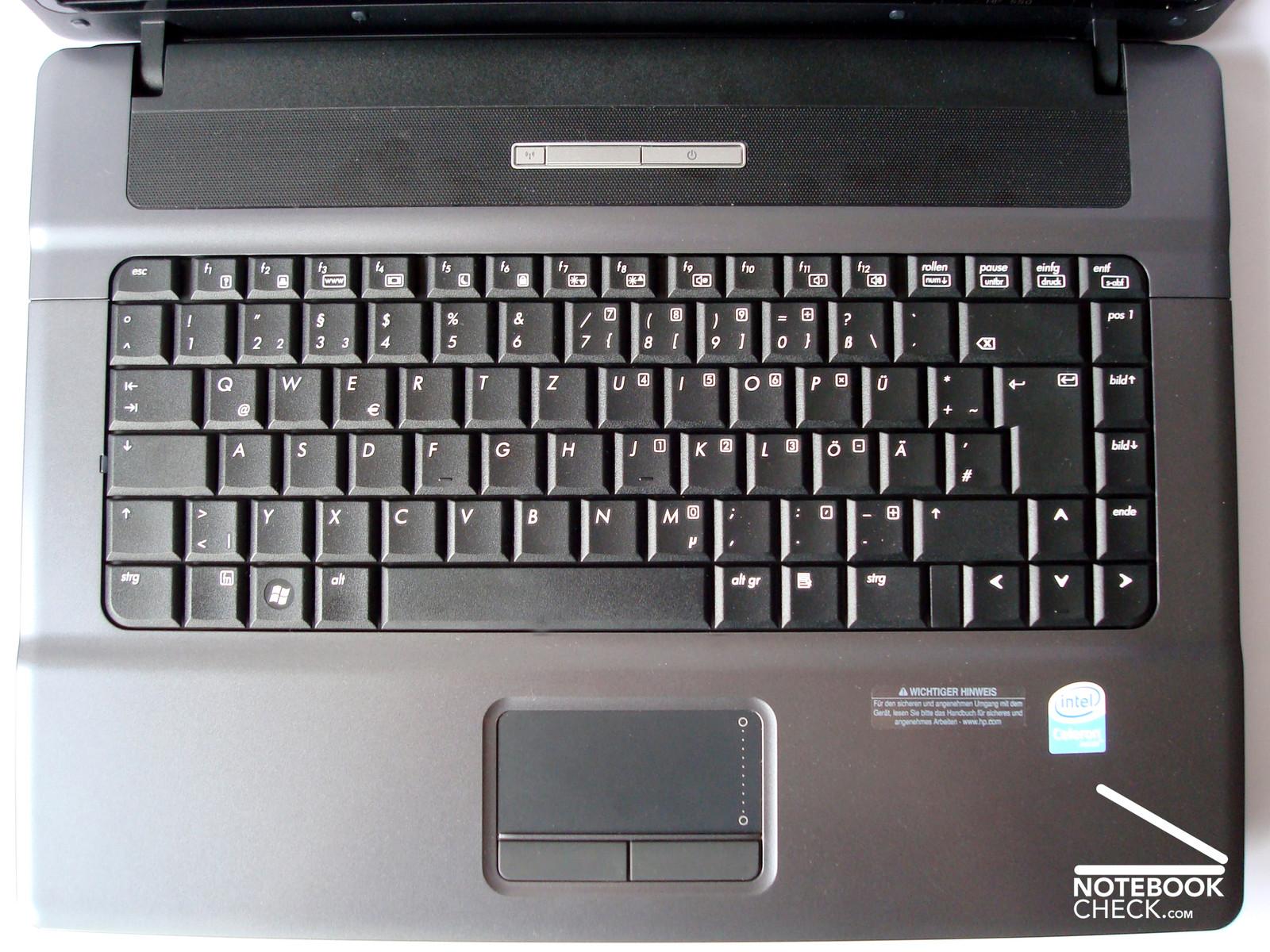 HP 550 Notebook LAN Drivers for Windows XP