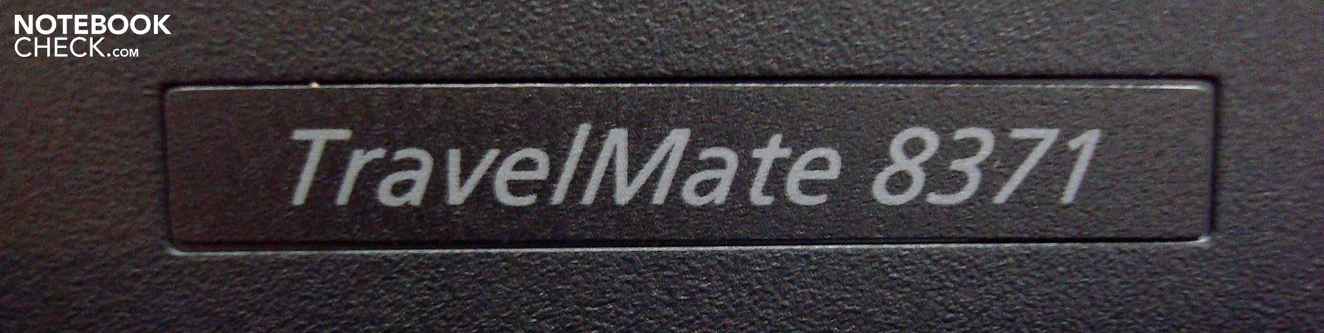 Acer Travelmate 8371
