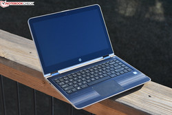 In review: HP Pavilion x360 13t-u100. Test model provided by CUKUSA.com