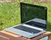In Review: Asus VivoBook S301LA-C1073H, provided by: notebooksbilliger.de